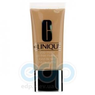 Крем тональный для лица матирующий для комбинированной и склонной к жироности кожи Clinique - Stay Matte Oil Free Makeup №02 Alabaster - 30ml