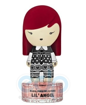 Harajuku Lovers Wicked Style Lil`Angel - туалетная вода - 100 ml TESTER
