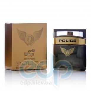 Police Gold Wings Men - туалетная вода - 50 ml