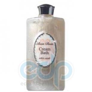 Mades Cosmetics - Крем-пена для ванны Bain Bain белый мускус - 680 ml