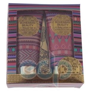 Mades Cosmetics - Bohemian Beauty с ароматом богемный близ - Набор (гель для душа 100 ml+лосьон для тела 100 ml)