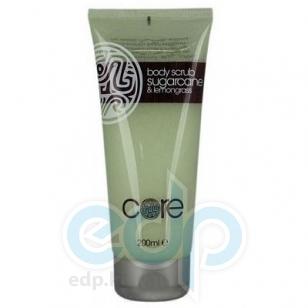 Mades Cosmetics - Скраб для тела Core сахарный тростник и лемонграсс - 200 ml