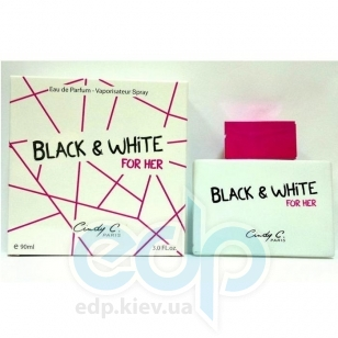 Cindy Crawford Black & White - туалетная вода - 90 ml