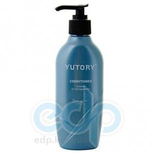 Satico - Кондиционер для сухих и поврежденных волос питающий и восстанавливающий с протеинами пшеницы Satico Yutory Renewal Conditioner for Damaged Hair - 180 ml