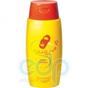 Satico - Шампунь для тонких и ослабленных волос, восстанавливающий с эффектом SPA, смягчения и придания объема Satico style smooth shampoo Head SPA - 180 ml