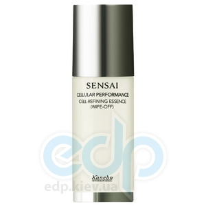 Kanebo Эссенция отшелушивающая - Cellular Performance Cell-Refining Essence (Wipe-Off) - 75 ml TESTER