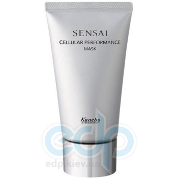 Kanebo Маска для лица - Cellular Performance Mask - 100 ml