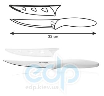 Tescoma - Presto Bianco Кухонный нож с неприлипающим покрытием 12 см (арт. 863102)