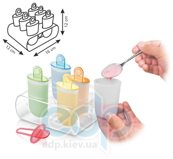 Tescoma - Bambini Формочки для мороженого 6 штук (арт. 668220)