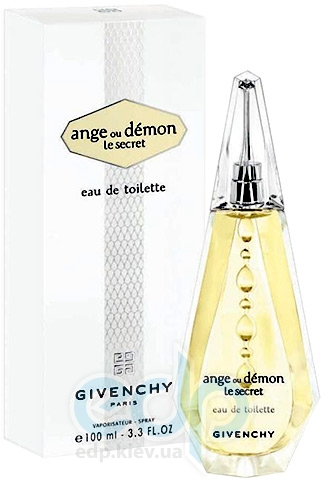 Givenchy Ange ou Demon Le Secret Eau de Toilette - туалетная вода - 50 ml