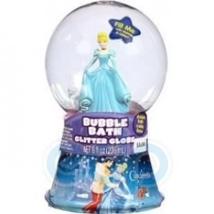 Disney - Гель-пена для душа Snow Globe Cinderella 3D - 250 ml