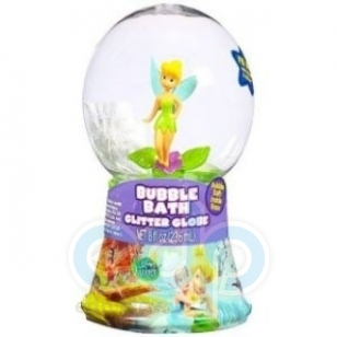 Disney - Гель-пена для душа Snow Globe Tinkerbell 3D - 250 ml