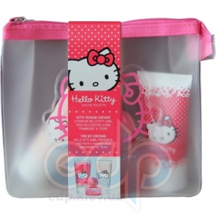 Hello Kitty Набор (туалетная вода 30 ml + гель для душа)