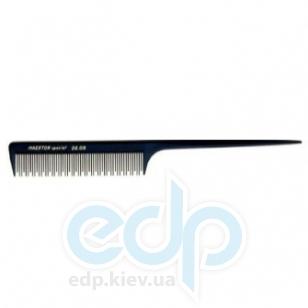 3ME Maestri - Гребень с хвостом с зубцами разной длины антистатический Combs