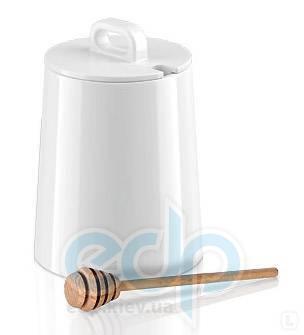Tescoma - Емкость л для меда с разливочной ложкой Gustito объем 0.6 л (арт. 386470)