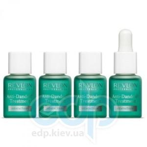 Revlon Professional - Interactives  Anti Dandruff Treatment Лечение  кожи головы от перхоти - 4 х 18