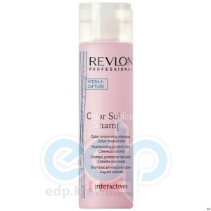 Revlon Professional - Interactives Color Sublime Shampoo Шампунь для окрашенных волос - 50 ml