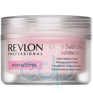 Revlon Professional - Interactives Color Sublime Treatment Крем для окрашенных волос - 30 ml