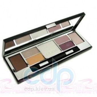 Pupa - Pupa Eyes №05 - Набор для макияжа (компактные тени для век 7 шт. + 1 аппликатор) - 10 g
