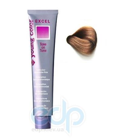 Краска для волос Revlon Professional - Young Color Excel №8.30 Intense Gold/Насыщенный Золотой - 70 g