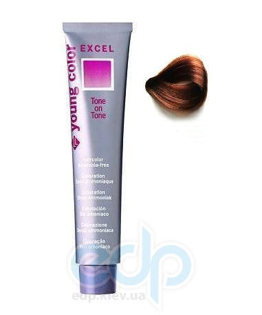 Краска для волос Revlon Professional - Young Color Excel №6.4 Copper/Медный - 70 g
