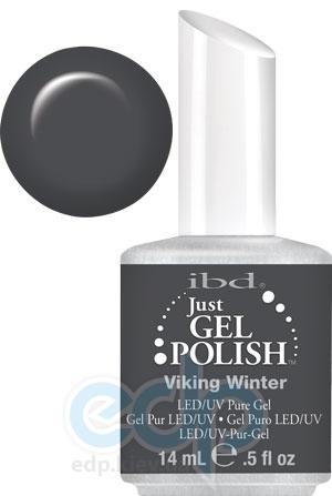 ibd - Just Gel Polish - Viking Winter Мокрый асфальт, глянец. №566 - 14 ml