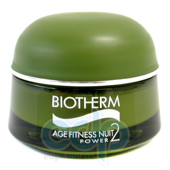 Biotherm -  Age Fitness Nuit Power 2 -  50 ml (норм/комбин.кожа) TESTER *