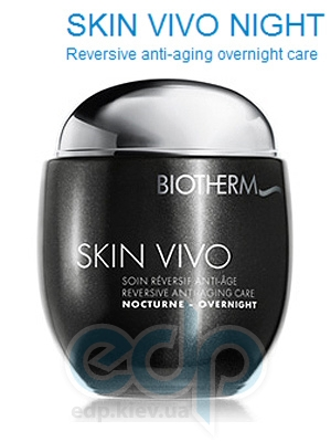 Biotherm -  Skin Vivo Night Reversive Anti-Aging Overnight Care -  50 ml