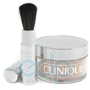 Пудра рассыпчатая с кисточкой Clinique -  Blended Face Powder №03 Transparency Neutral
