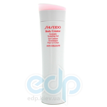 Shiseido -  Body Creator Aromatic Sculpting Gel Anti-Cellulite -  200 ml