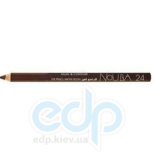 Контурный карандаш для глаз NoUBA -  Kajal and Contour Eye Pencil №24