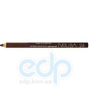 Контурный карандаш для глаз NoUBA -  Kajal and Contour Eye Pencil №24