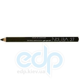 Контурный карандаш для глаз NoUBA -  Kajal and Contour Eye Pencil №27