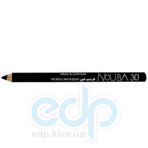 Контурный карандаш для глаз NoUBA -  Kajal and Contour Eye Pencil №30
