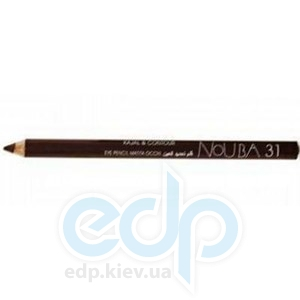 Контурный карандаш для глаз NoUBA -  Kajal and Contour Eye Pencil №31