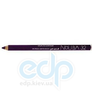 Контурный карандаш для глаз NoUBA -  Kajal and Contour Eye Pencil №32