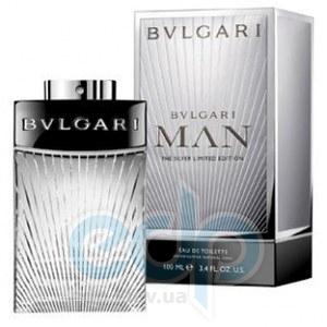 Bvlgari Man Silver - туалетная вода - 100 ml