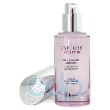Christian Dior -  Face Care Capture Sculpt 10 Conturing Gel-Emulsion -  30 ml