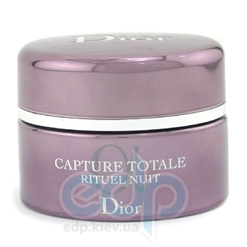Christian Dior -  Face Care Capture Totale Multi-Perfection Intensive Night Restorative -  50 ml