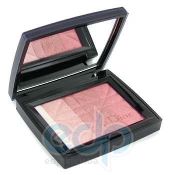 Пудра компактная Christian Dior -  Diorskin Shimmer Star Pressed Powder №001 Rose Diamond/Сверкающая роза
