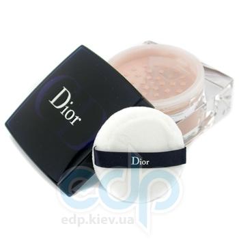 Пудра рассыпчатая Christian Dior -  Diorskin Libre №002 Moyen Transparent/Слоновая Кость