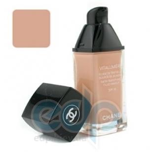 Тональный крем Chanel -  Vitalumiere Satin Smoothing Fluid Makeup №32 Epice