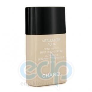 Тональный крем Chanel -  Vitalumiere Aqua SPF15 №BA40 Beige Ambre Desert