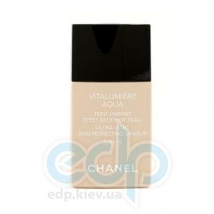 Тональный крем Chanel -  Vitalumiere Aqua SPF15 №B10 Beige Pastel