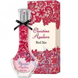 Christina Aguilera Red Sin - парфюмированная вода - 50 ml