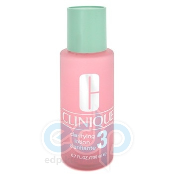 Clinique -  Face Care Clarifying Lotion №3 -  200 ml