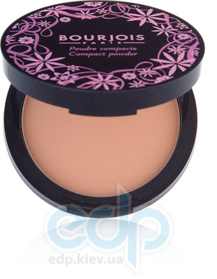 Пудра Bourjois -  Mexico Compact Powder №73 Miel Dore/Золотисто-Медовый