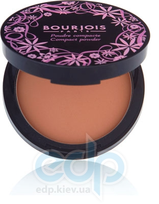 Пудра Bourjois -  Mexico Compact Powder №75 Hale Naturel/Натуральный Загар