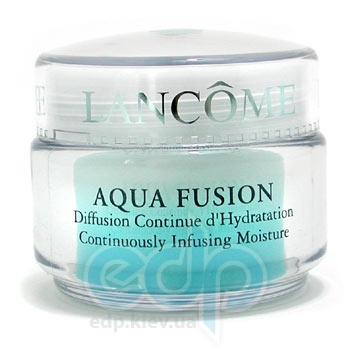 Lancome -  Face Care Aqua Fusion Continuously Infusing Moisture Cream-Gel -  50 ml