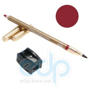 Карандаш для губ Christian Dior -  Crayon Contour Levres №863 Holiday Red